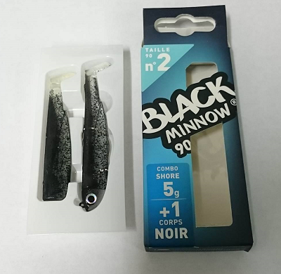 Black Minnow Shore 5g