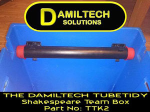 TUBETIDY KIT FOR SHAKESPEARE TEAM BOX