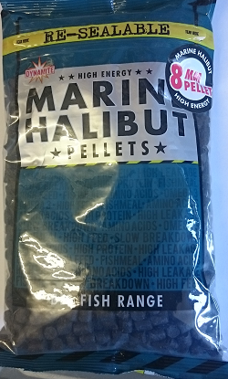 Marine Halibut Pellets 900g