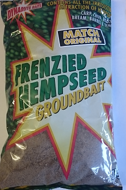 Frenzied Hempseed Ground Bait