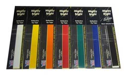 mighty bright tip tape 2""